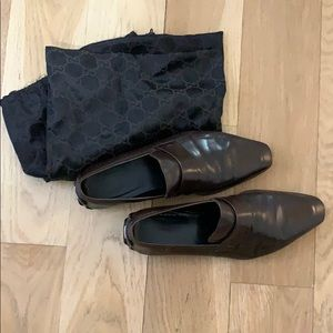 GUCCI Mens vintage loafers